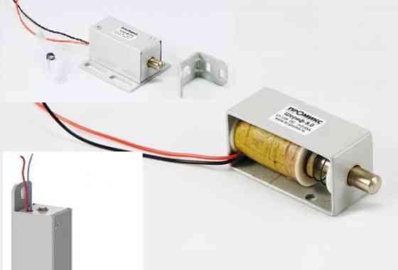 """Расширение модельно ряда электромагнитных защёлок """"ШЕРИФ-9"""""""