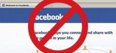 Facebook могут к концу 2018 года заблокировать